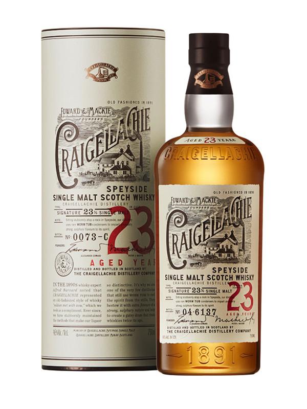 Craigellachie 23 Year
