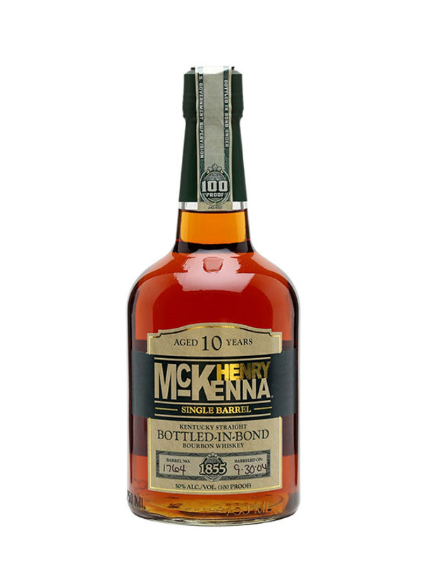 Henry McKenna Single Barrel 10 year