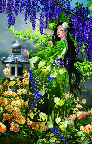 Queen of Jade 1000 pc Jigsaw Puzzle # 67683