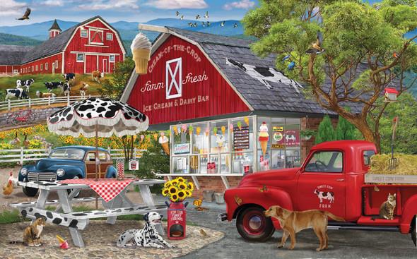Dairy Bar 1000 pc Jigsaw Puzzle
