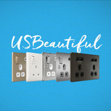 Free your sockets and charge all your devices with BG's USB Sockets
