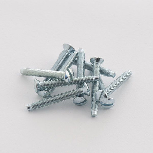 Pack of 10 Spare M3.5 x 36mm Screws For Nexus Flat Plate Range