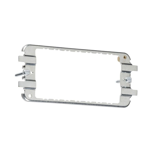 Flat Plate & MetalClad 3-4 Gang Grid Switch Mounting Frame