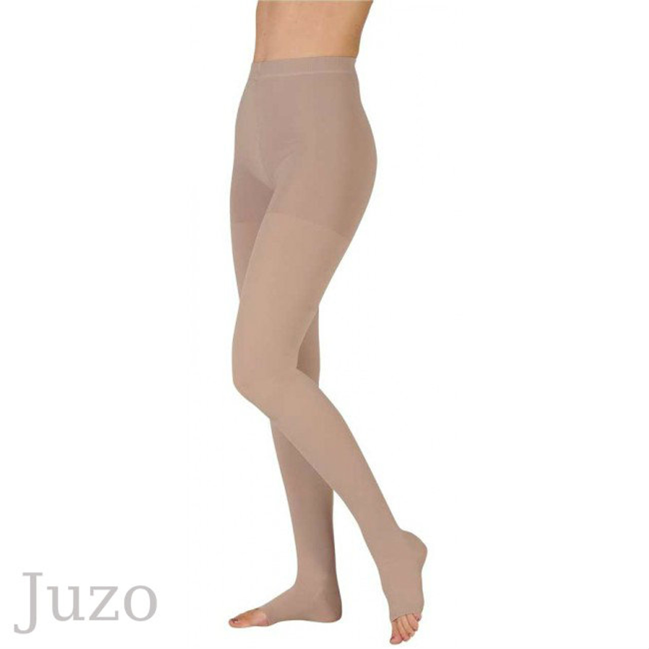 8d54b2bb76 Juzo Dynamic Cotton Pantyhose with light compressive body part - SerraNova