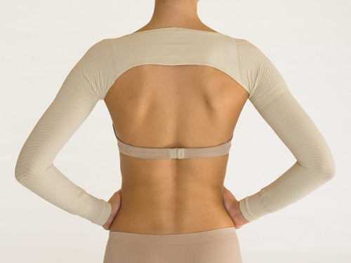 Silver Wave Slimming Sleeves