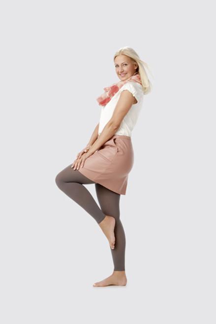 Juzo Soft Leggings with Highly elastic body part