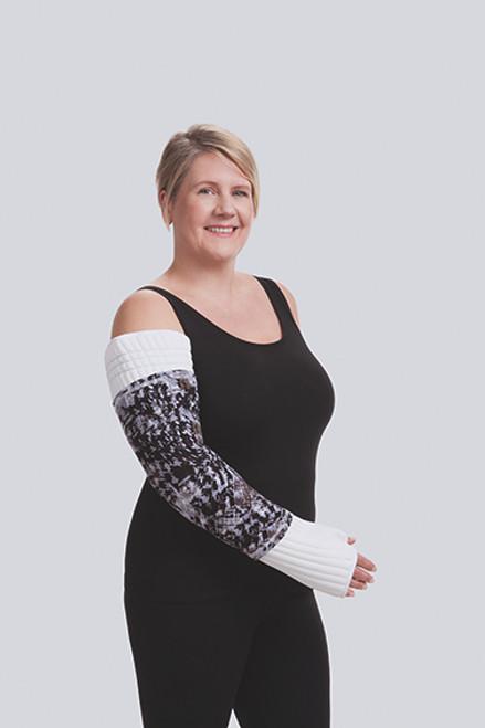 Juzo softcompress bandage arm phase 1