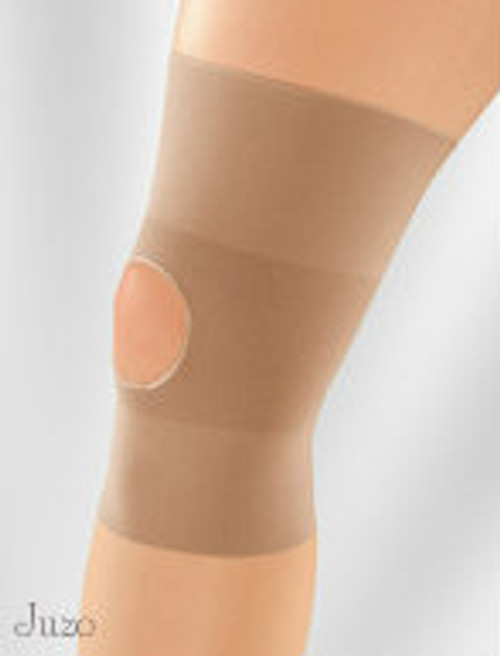 JuzoFlex Genu 303 Seamless 35cm with open patella