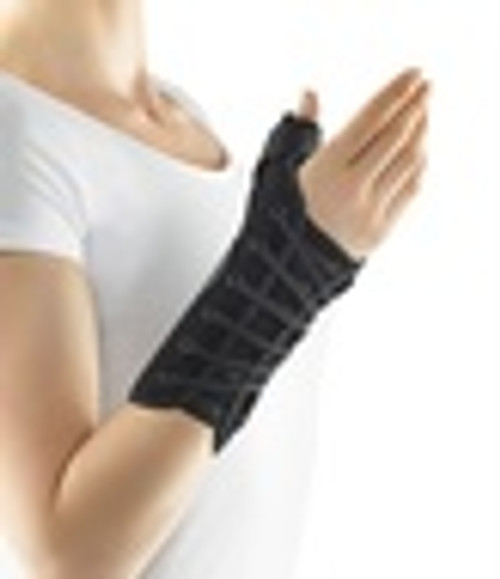 Ofa Dynamics  Lace-up Wrist Brace with Thumb Piece