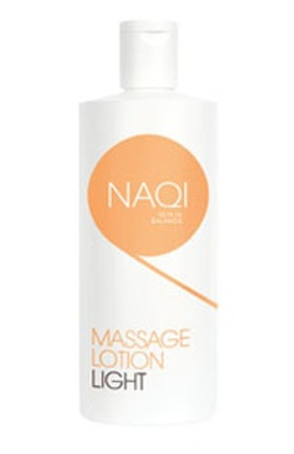 NAQI Massage Lotion Light
