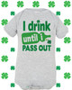 I Drink Until I Pass Out St. Patrick's Day Shirt