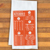 Personalized Kitchen Conversions Towel