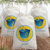 Personalized Hanukkah Gift Bag: Dreidel, Dreidel