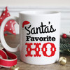 Santa's Favorite Coffee Mug