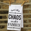 Personalized We Call It Family Kitchen Towel