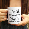 Personalized Love Letter Mug