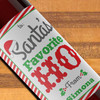 Elfed Up Custom Christmas Wine Labels