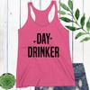 Day Drinker Racerback Tank Top