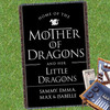 Personalized Mother Of Dragons Throw Blanket