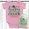Personalized Lucky Charm Baby Shirt