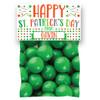 Personalized Multi Dots St. Patrick's Day Mini Favor Bag Kit