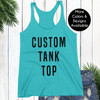 Design Your Own: Custom Tank Top