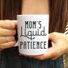 Personalized Liquid Patience Mug