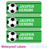 Personalized Name Labels: Sports