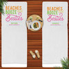 Personalized Beach Towels - Bachelorette or Birthday Trip Favors &Gifts
