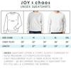 Personalized Adult Sweatshirt Sizes - Joy & Chaos
