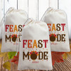 Personalized Thanksgiving Gift Bag: Feast Mode