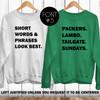 Design Your Own: Custom Sweatshirt