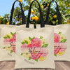 Custom Tote Bags: Summer Breeze