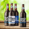 Personalized Best Dad Ever Beer Labels