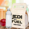 Personalized Canvas Lunch Bag: Jedi Fuel (More Colors!)