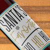 Sleigh All Day Christmas Wine Labels