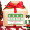 Personalized Snowman Sweater Christmas Gable Boxes