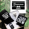 Personalized Groom's Crew Wedding Party Gift Box
