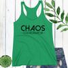 Chaos Coordinator Racerback Tank Top