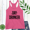 Day Drinker Racerback Tank Top