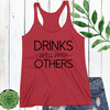 Drinks Well With Others T-Shirt (More Colors!)