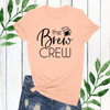 Brew Crew/Brews Before I Do's T-Shirt (More Colors!)