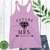 Personalized Future Mrs. Shirt