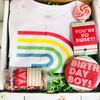 Custom Let's Celebrate Birthday Boy Gift Box