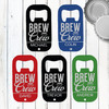 Custom Bottle Opener: Brew Crew