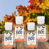 Custom Hand Sanitizer Labels & Bottles: Say Boo To Germs Halloween