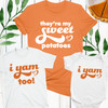 Sweet Potato Matching Shirts for Family - Adult & Childrens