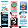 Custom Hand Sanitizer Labels & Bottles: Valentines Day Favorites