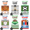 Custom Hand Sanitizer Labels & Bottles for Kids: Sports Birthday & Party Favorites (More Styles!)