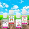 Custom Hand Sanitizer Labels for Kids: Girls Birthday & Party Favorites